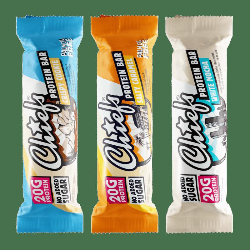 Probierpaket Protein Bars